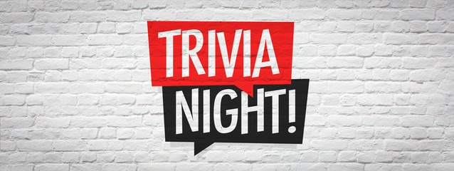 Trivia Night Friday February 7th!